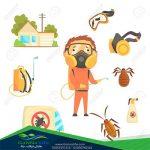 مكافحة الحشرات الميكانيكية