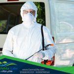 مكافحة الحشرات الكيميائية